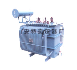 海南6-10kv级s9系列配电变压器