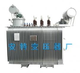 电压无功调节器